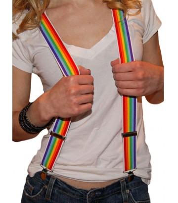 Bretelles Rainbow