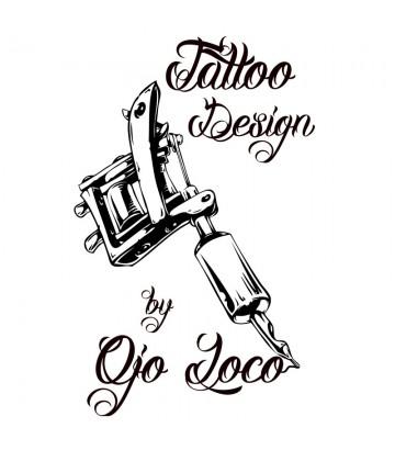 Tee shirt Tattoo Design