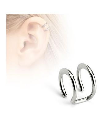 Faux piercing cartilage