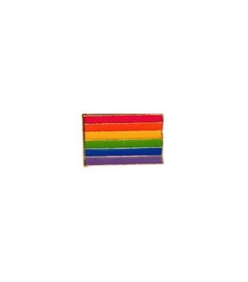 Pin's gay lesbien Rainbow Flag
