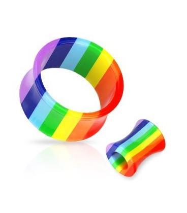 Plug écarteur rainbow