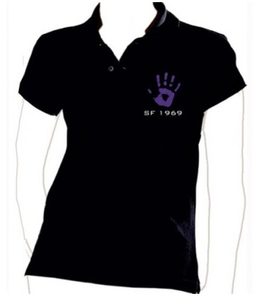 "Polo ""Purple Hand"""