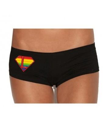 Shorty Super Lesbienne