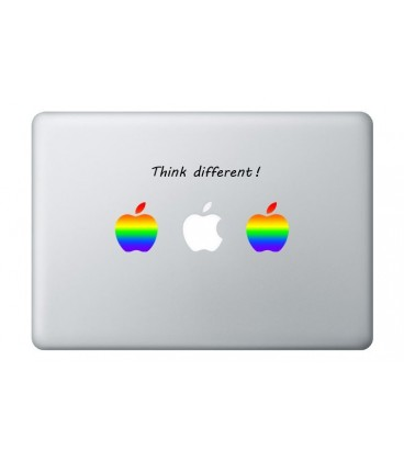 Sticker Think different