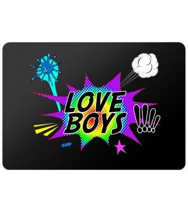 Stickers PC Love Boys