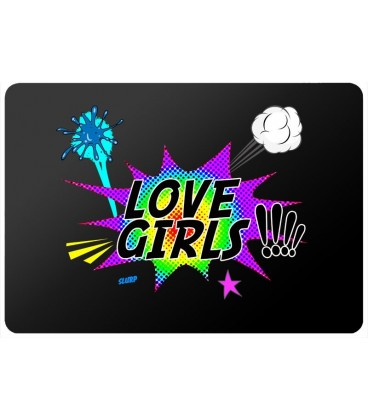 Stickers PC Love Girls