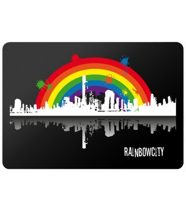 Stickers PC Rainbow City