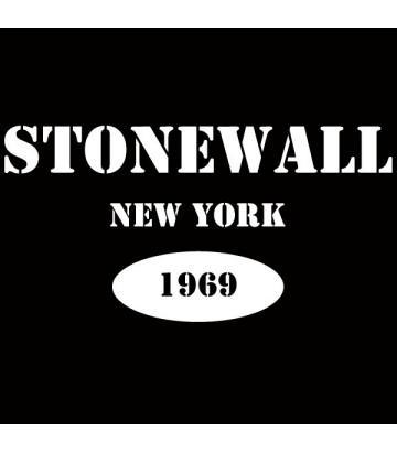 Tee-shirt Stonewall NY noir