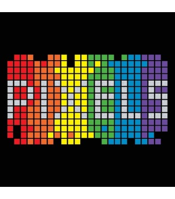 Sweat Pixels Rainbow