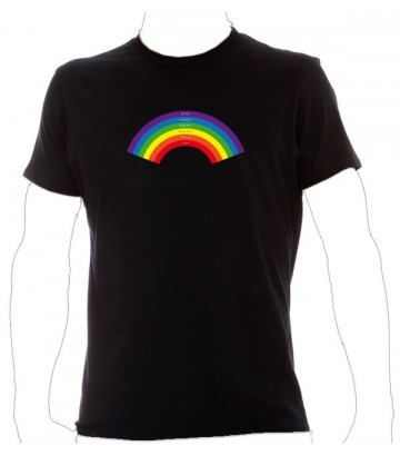 T Shirt Arc en ciel