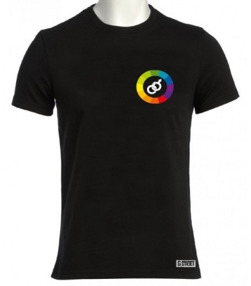 T shirt colors rainbow