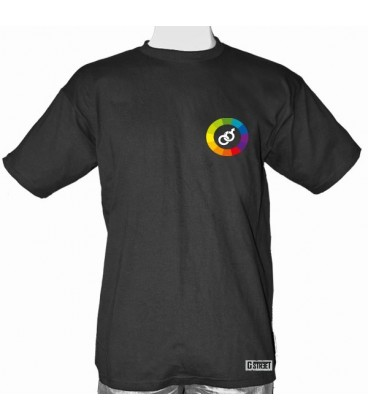 T shirt gay colors rainbow