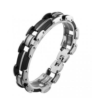 Bracelet acier design