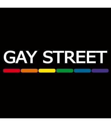 T Shirt Gay Street
