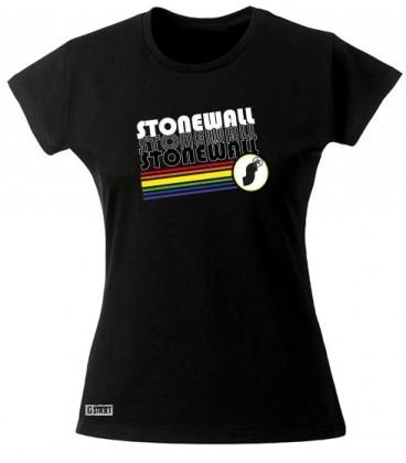 T shirt gay lesbien Stonewall Vintage