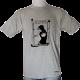 T shirt lesbien Wanted recherche femme