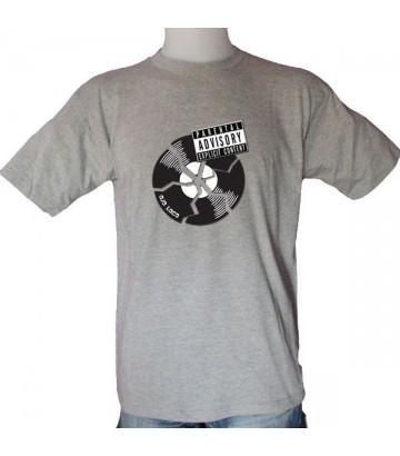 Tee shirt Broken Vinyl