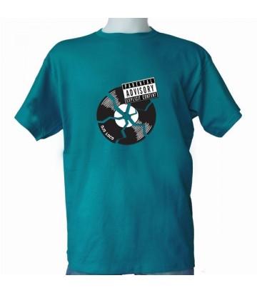 Tee shirt homme Vintage avec un vinyl