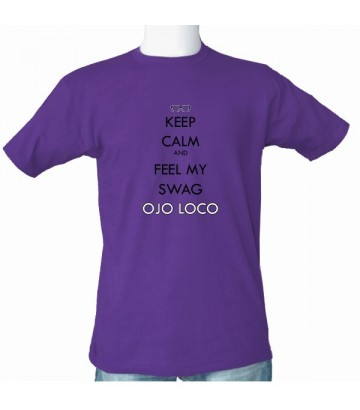 Tee shirt Keep Calm