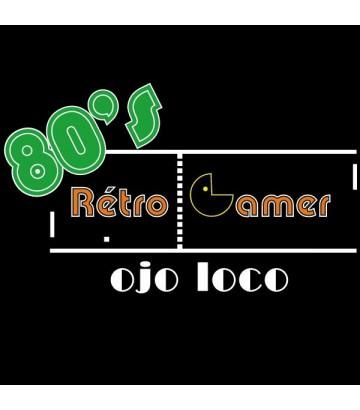 Tee shirt Rétro Gamer