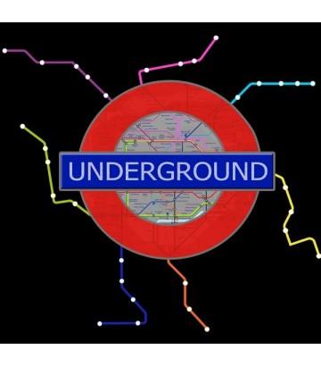 Tee shirt Underground