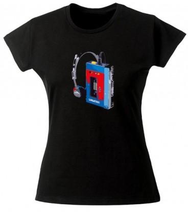Tee shirt Walkman