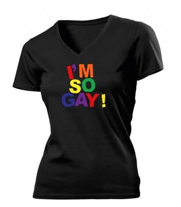 TS col V I'm so Gay !