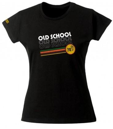 Tee shirt vintage Old School années 70