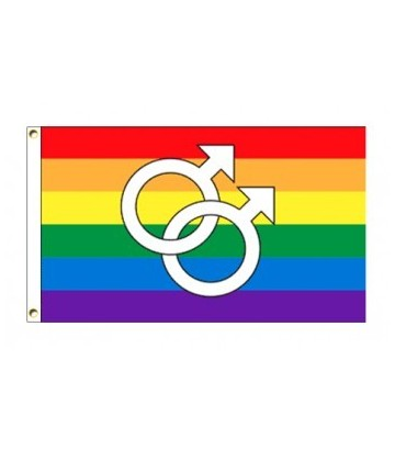 Drapeau Rainbow GAY (Rainbow Flag)