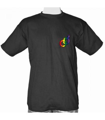 T Shirt Symbole gay
