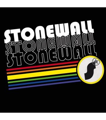 T shirt Stonewall Vintage