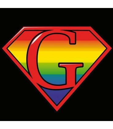 T shirt Super GAY