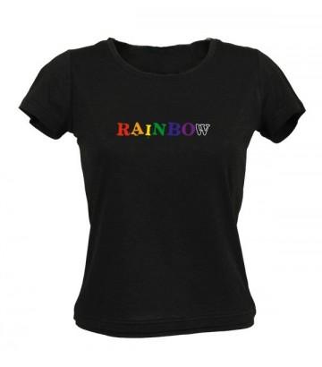 Tee-shirt RAINBOW FEMME