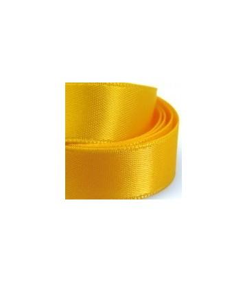 Bracelet satin jaune