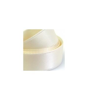 Bracelet satin ivoire