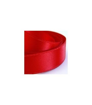 Bracelet satin rouge