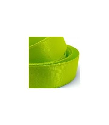 Bracelet satin vert anis