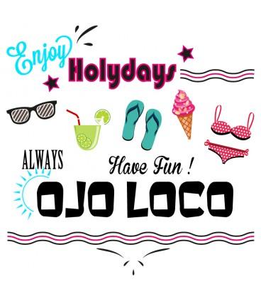 Débardeur Enjoy Holidays