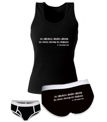 Ensemble brief I am what I am
