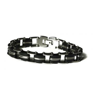 Bracelet acier moderne