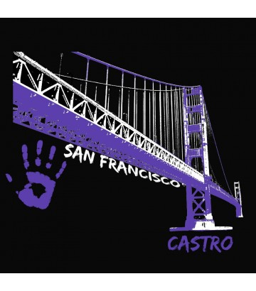 T shirt Pont San Francisco PPH