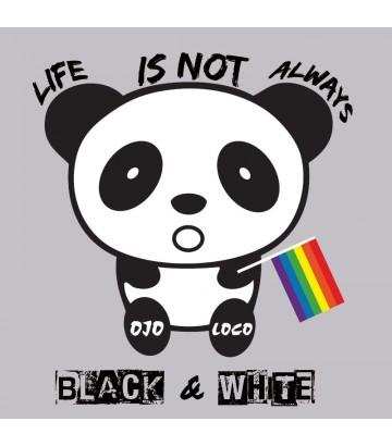 T shirt gay lesbien Panda Pride