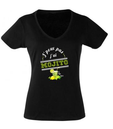 t shirt fan de mojito