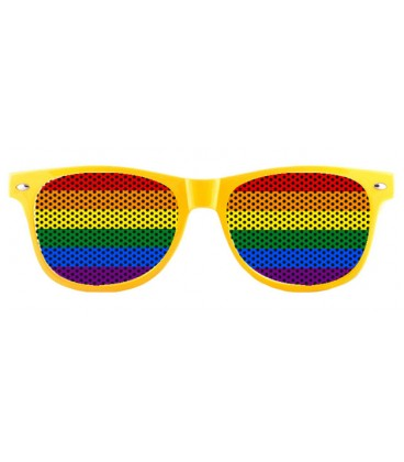 Lunettes rainbow