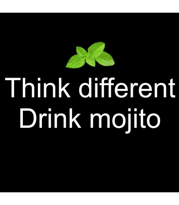 Débardeur Think different Drink Mojito