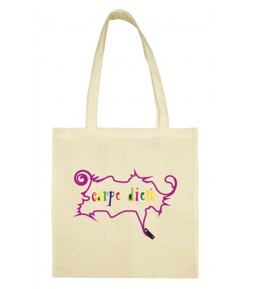 Tote bag Carpe Diem