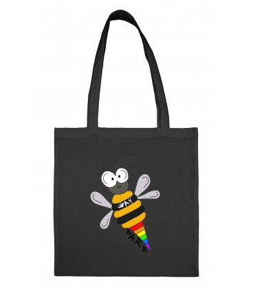 Tote bag gay dard