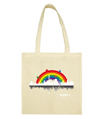sac en toile rainbow city gay lesbien