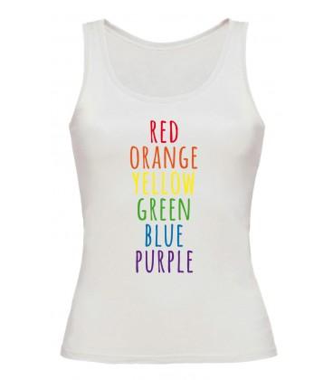 Débardeur US Colors gay