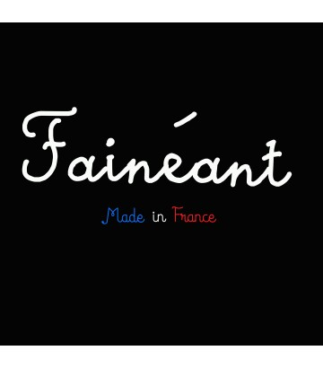 Tee shirt Fainéant Président Emmanuel Macron